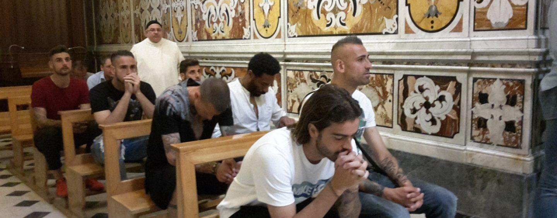 Avellino Calcio – Salvezza in tasca: lupi in preghiera a Montevergine