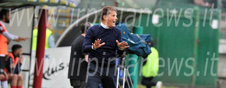 Avellino Calcio – Partenio-bunker: Novellino aspetta il derby in trincea