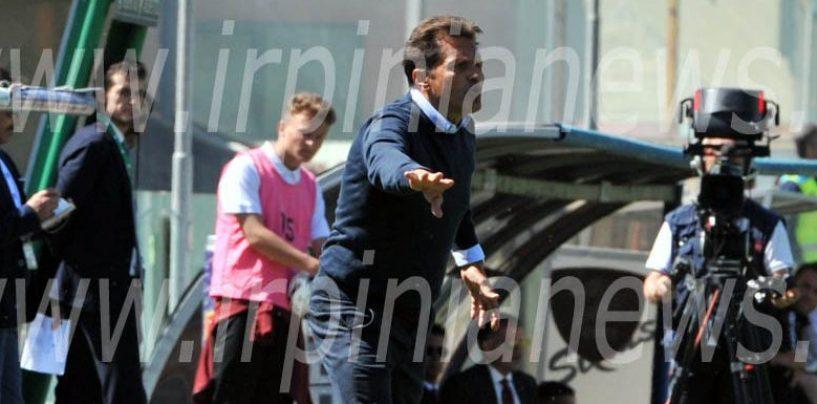 """Salernitana-Avellino 2-0, Novellino non fa drammi: """"Tranquilli, abbiamo le palle"""""""