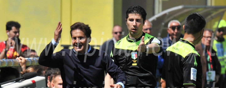 Avellino Calcio – Il giudice sportivo grazia ancora Novellino