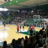 VIDEO/ Social Basket al Paladelmauro: 4000 studenti in festa