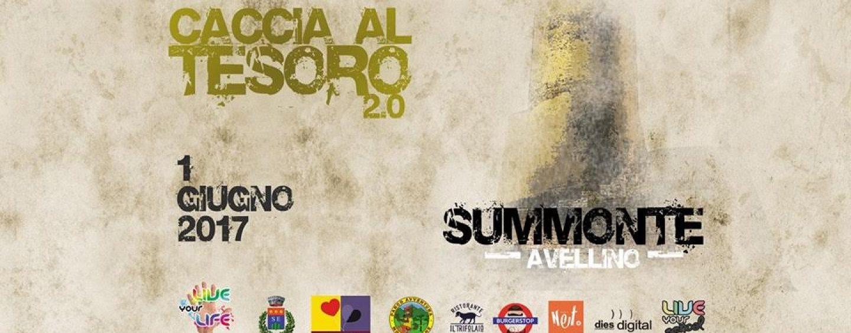 """Summonte e Live your life, insieme per la """"Caccia al tesoro 2.0"""" ed il dj set di Ghemon"""
