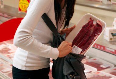Sgominata banda del taccheggio, erano l'incubo di un supermercato: in arresto 4 donne
