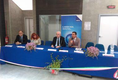 """VIDEO/ Taglio del nastro per la nuova sede Inail di Avellino, Foti: """"Un successo per la città"""""""