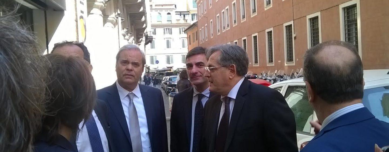 Mobilitazione Province, a Roma la folta delegazione irpina guidata da Gambacorta