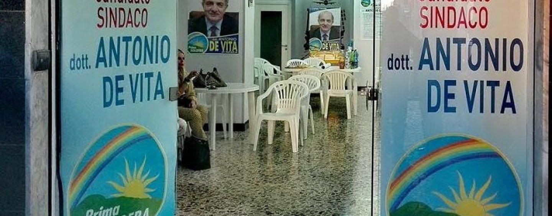 Amministrative Solofra: si presenta la lista del candidato sindaco Antonio De Vita