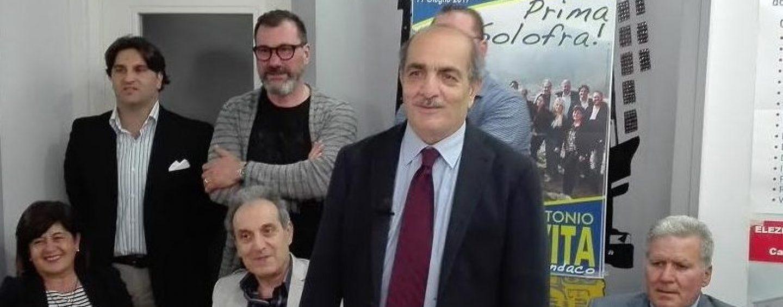 """Amministrative Solofra, il candidato De Vita: """"Nessuna gara d'appalto durante l'amministrazione Vignola"""""""