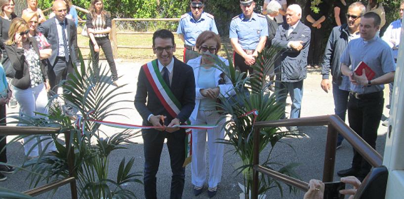 Inaugurato il primo asilo comunale di Pratola Serra