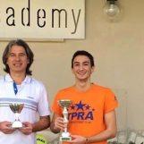 Il Tennis irpino ha un nuovo numero uno, Giuseppe Maria De Maio scala il ranking TPRA