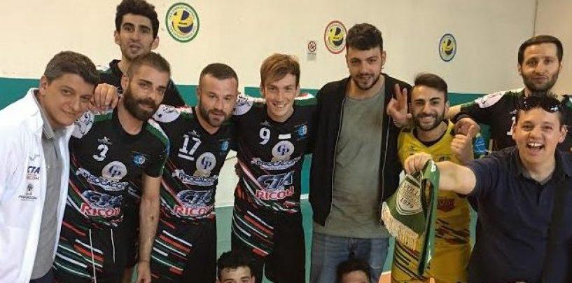 Net&Atripalda Volley, pronto riscatto contro Nola: secco 3 a 0