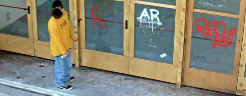 Vandalismo all'Ex Eliseo, la stretta di Arvonio: vicini all'identificazione di diversi giovanissimi