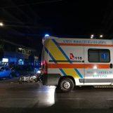 80enne di Altavilla Irpina aggredita da un cinghiale mentre camminava per strada