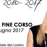 Alessandra Celentano in Irpinia per gli esami dell'Istituto Superiore di Danza