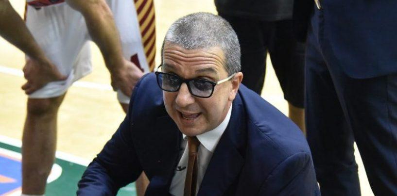 "De Raffaele applaude la Sidigas: ""Giocatori da Eurolega e pubblico fantastico"""