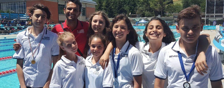 Nuoto, la New Sporting In colleziona risultati eccezionali alle Finali Nazionali