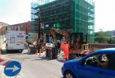 VIDEO/ Ponte della Ferriera, Piazza Libertà ed Ospedale: il Punto di Preziosi sulle opere in città