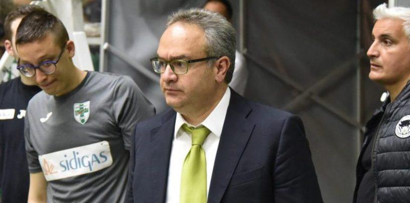 """La Sidigas perde a Brescia, Sacripanti: """"Pagato un parziale sanguinoso"""""""