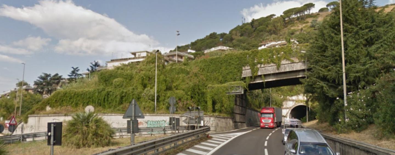 Incidente sulla Tangenziale di Salerno, ci sono feriti