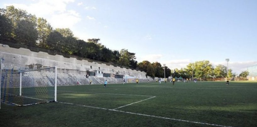 Stadio Renzulli di Ariano Irpino, affidati i lavori per il rifacimento del manto erboso