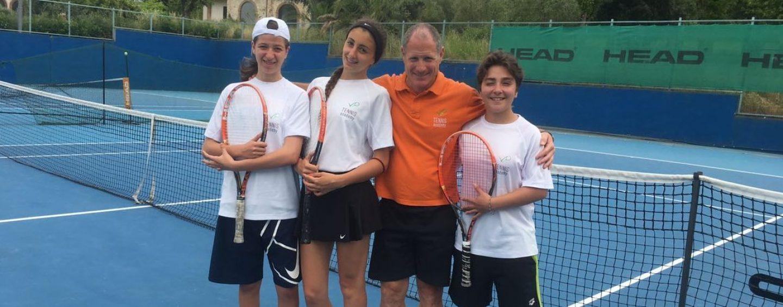 Tennis, serie D2 femminile con piacevoli ritorni in casa Academy