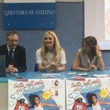 Questura di Avellino e Donatori Nati Campania insieme per la raccolta di sangue