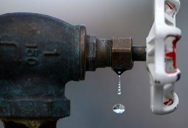 Crisi idrica: ultimi giorni di sofferenza, la mappa delle chiusure odierne