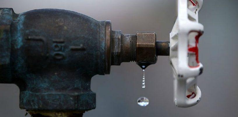 Acqua, altro weekend di passione in Irpinia: orari e zone delle sospensioni