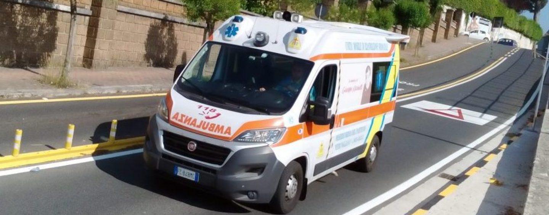Frontale a Pratola Serra, nei pressi dell'Fca: ferite due donne
