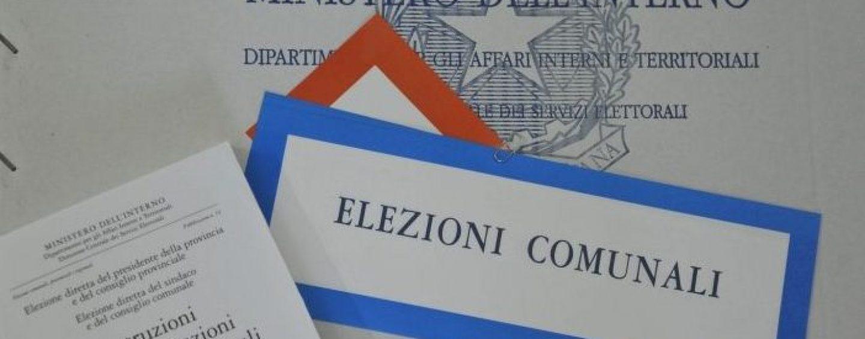 Amministrative, Irpinia alle urne. Alle 12 affluenza alta nei 13 Comuni al voto