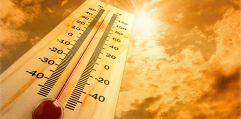Il caldo non dà tregua, 36 ore di allerta su tutta la Campania