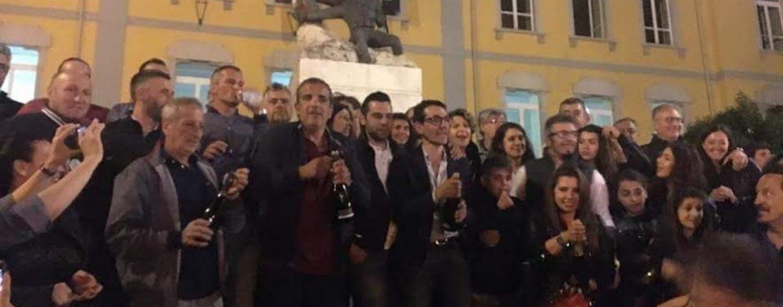 A Pratola vince Aufiero, è festa per tutta la notte