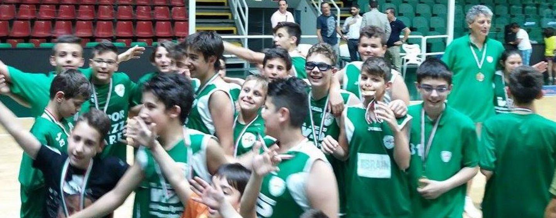 Basket – La Vito Lepore Avellino vince il campionato regionale