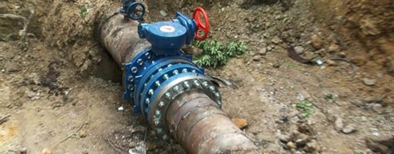 Nuova rottura nella rete idrica, ad Ariano sospesa l'acqua fino a tarda serata