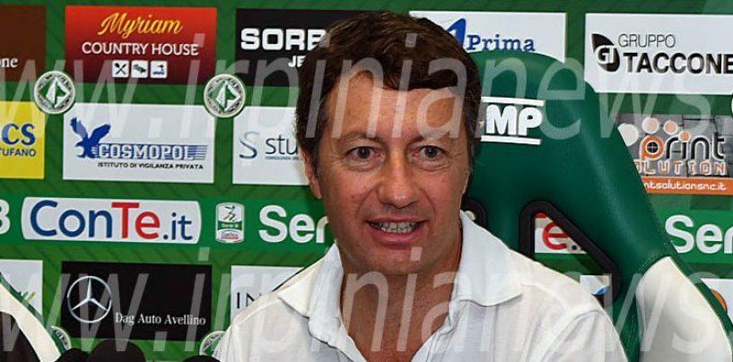 Calcio Avellino, De Cesare vuole rilevare il marchio Uesse