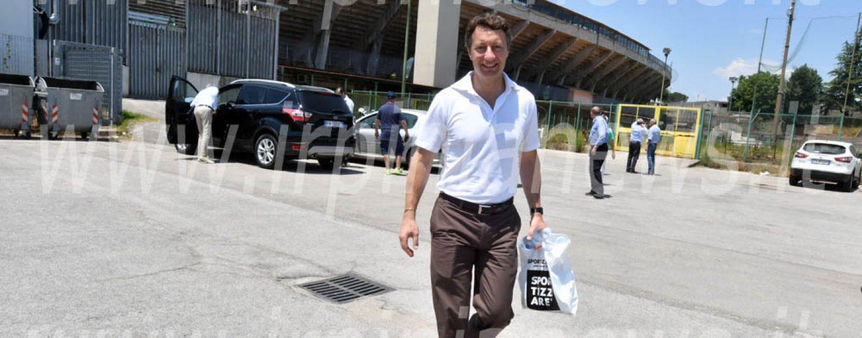 Calcio Avellino, grana quote per Sidigas. Graziani punta il Lanusei
