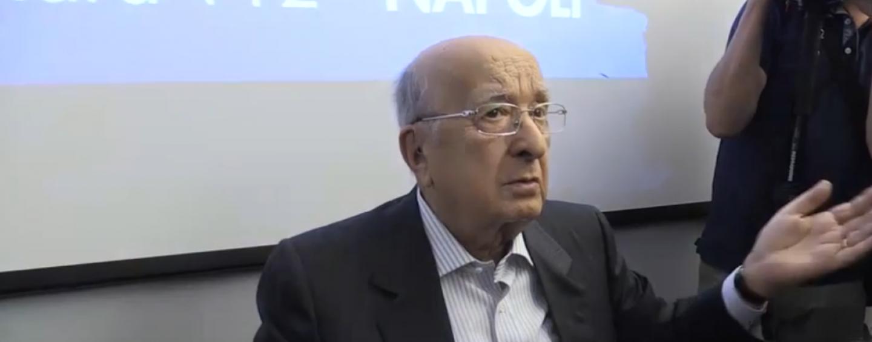 """Leggero malore per Ciriaco De Mita, l'ex Premier è al """"Moscati"""""""