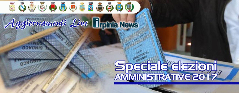 Amministrative, urne chiuse in Irpinia: affluenza al 67,98% – TUTTI I RISULTATI