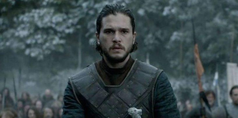 Kit Harington, il Jon Snow del Trono di Spade, super ospite al Festival di Giffoni