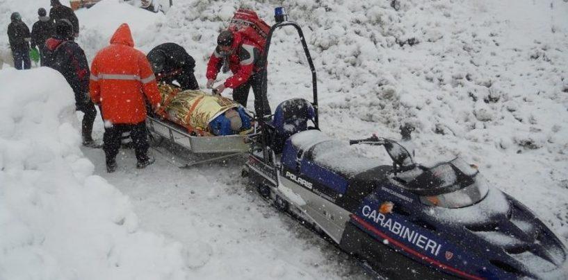 Emergenza neve nel Sannio, il Comune di San Bartolomeno elogia l'operato dell'Arma