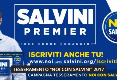 """""""Noi Con Salvini"""" sbarca a Volturara: """"Lavoriamo ad un consorzio di tutela dei prodotti locali"""""""