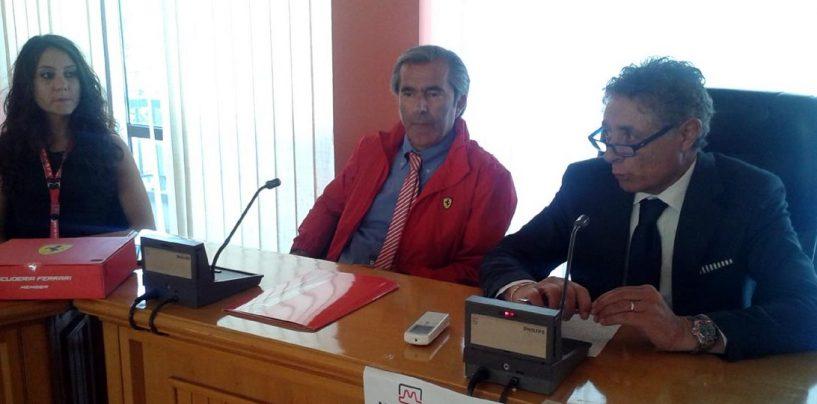 """Presentata a Sturno la seconda edizione del """"Ritrovo Ferrari"""""""