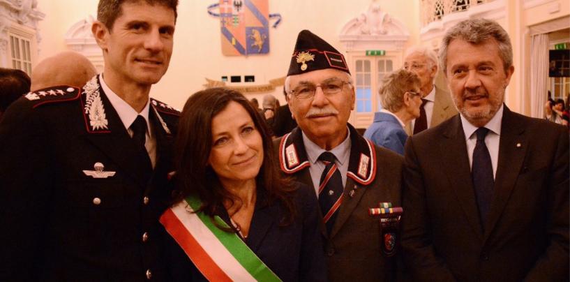 L'irpino Antonio Ruggiero nominato Cavaliere: ad Ivrea è il carabiniere di tutti