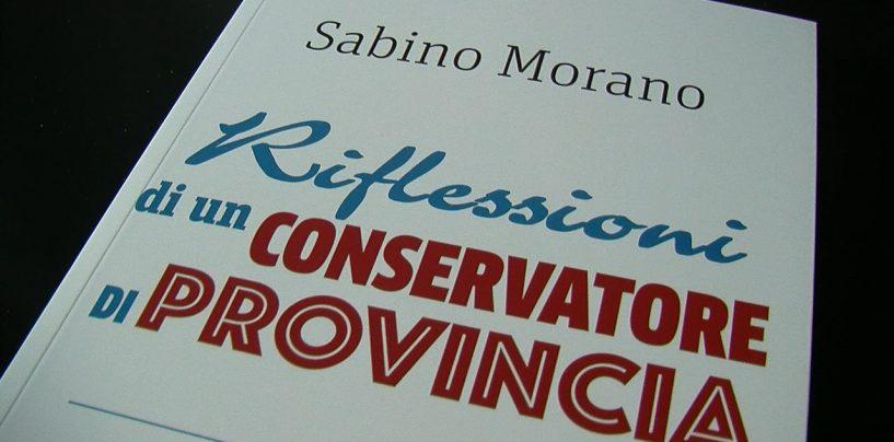 """""""Riflessioni di un conservatore di provincia"""", Morano continua il tour di presentazione del libro"""