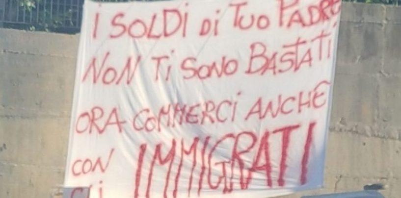 """Migranti, La7 tra le proteste di San Potito. Il Prefetto: """"Struttura ancora non aperta"""""""