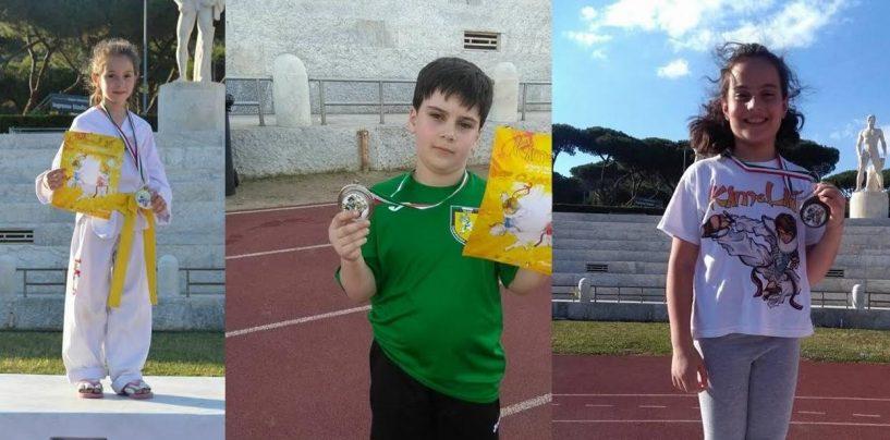 """Oro, argento e bronzo: il Torneo """"Kim e Liù"""" premia i piccoli atleti dell'Asd Taekwondo Avellino"""