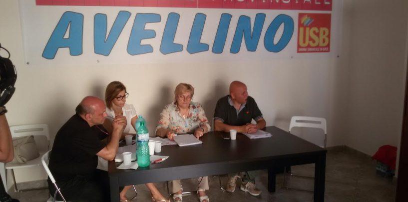 """Asl Avellino, l'Usb annuncia lo stato di agitazione: """"Personale ridotto allo stremo"""""""
