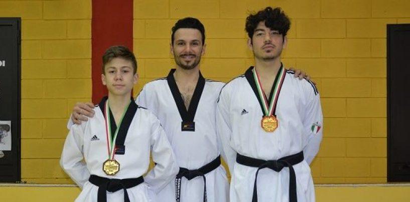 L'Irpinia del Taekwondo non va in vacanza, per Erminio e Pietro Pilunni si prospetta un'estate in azzurro