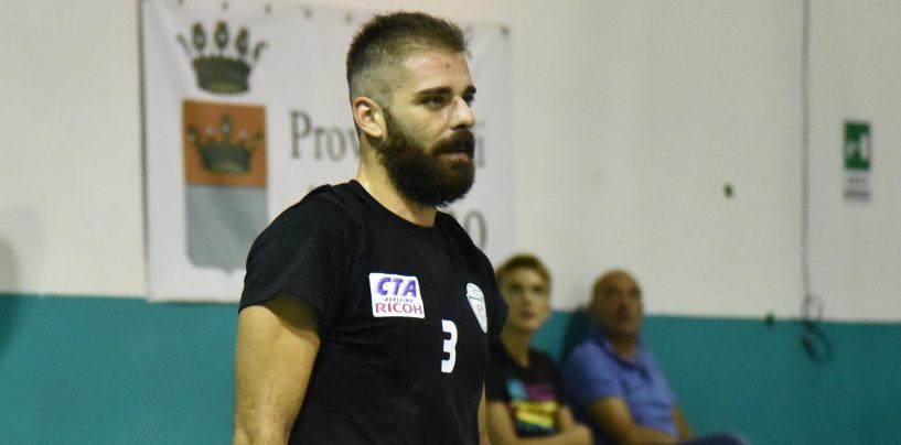 """Atripalda Volleyball, c'è la riconferma di De Palma: """"Onorato di essere capitano"""""""