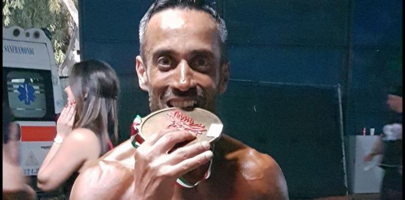 Bodybuilding – Medaglia di bronzo per l'Irpino Gianni Zucaro