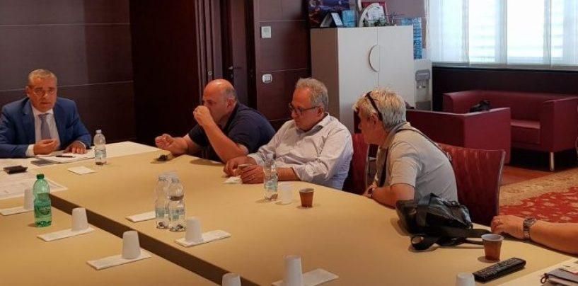 Montefalcione: D'Agostino incontra i tecnici Iacp, presto la messa in sicurezza dell'edificio